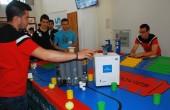 Roboţii studenţilor se întrec la Sibiu